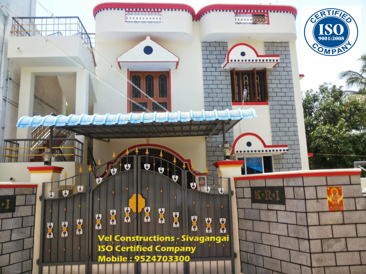 vel constructions in sivagangai