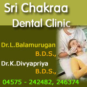 sivagangai sakra dental clinic