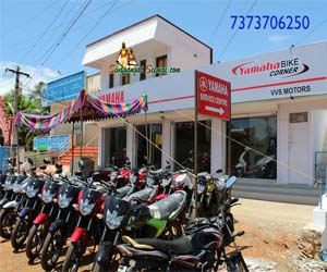 sivagangai yamaha showroom