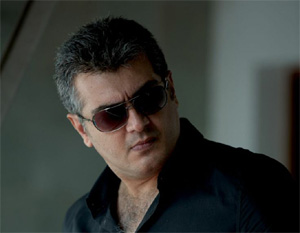 actress ajith new movie 1000 bullets stills