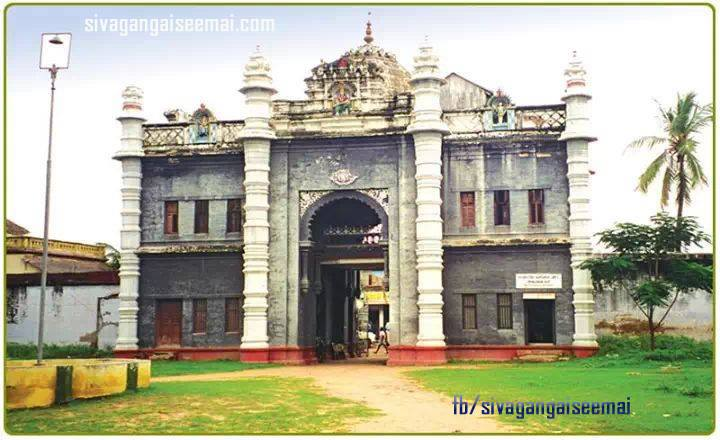sivagangai and ramanathapuram palace photos