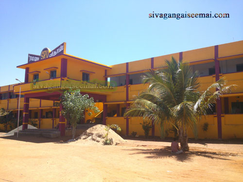 Sree Ramana Vikas Higher secondary School cholapuram